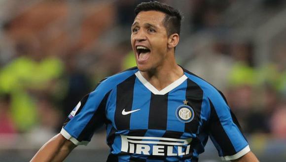 Alexis Sánchez sería desde la partida en el partido contra la Juventus.