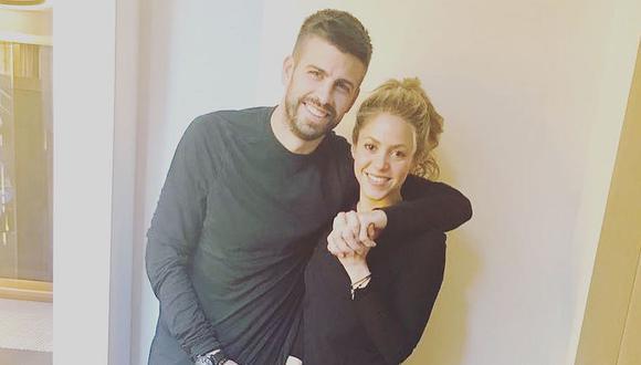 Shakira le dedica emotivo mensaje a Gerard Piqué tras la derrota del FC Barcelona. (Foto: Instagram)