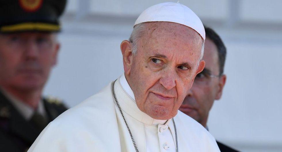 Papa Francisco convocó a una reunión mundial por abusos contra menores. (Reuters)