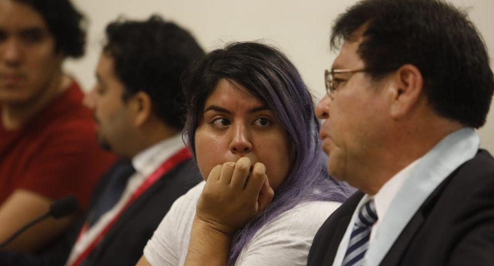 Ambos son investigados como presuntos coautores del delito de homicidio calificado en agravio de Solsiret.(Fotos: Piko Tamashiro/GEC)