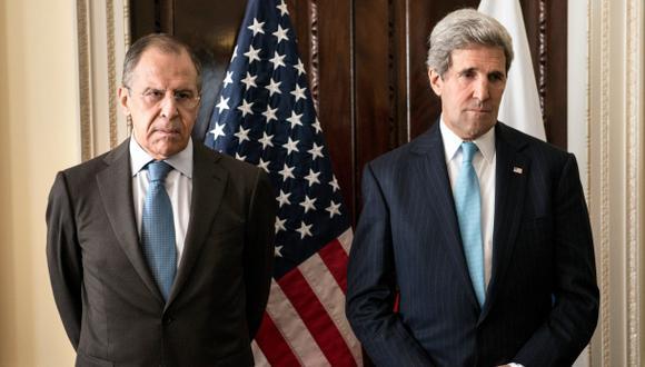 EE.UU. y Rusia buscan en Londres salidas a la crisis de Ucrania