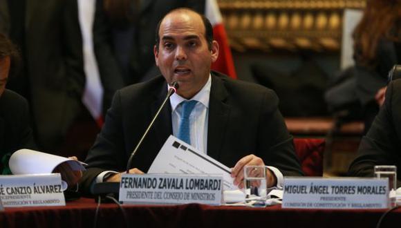 Comisión Lava Jato citará a Zavala, Romero-Lozada y Cornejo