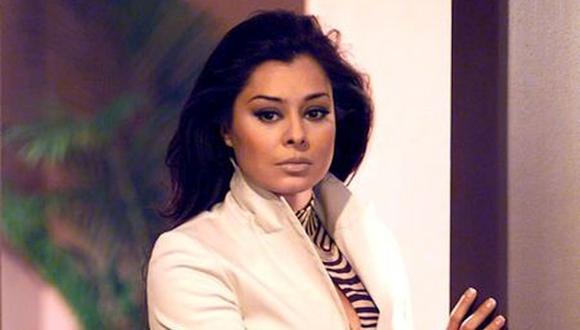 Yadhira Carrillo habló sobre el beso incomodo que le dio a Fernando Colunga (Foto: Televisa)