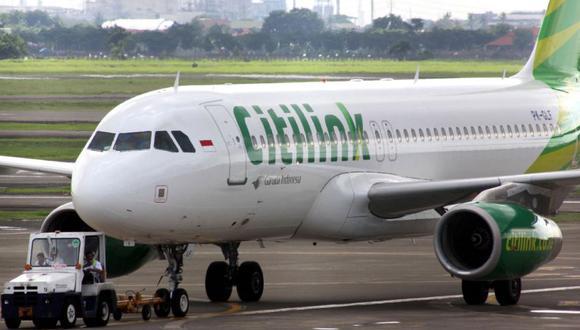 El hombre se disfrazó para abordar un vuelo nacional de Citilink, en Yakarta, hasta la ciudad indonesia de Ternate. (Foto Referencial: AFP / FAJRIN/ Archivo).