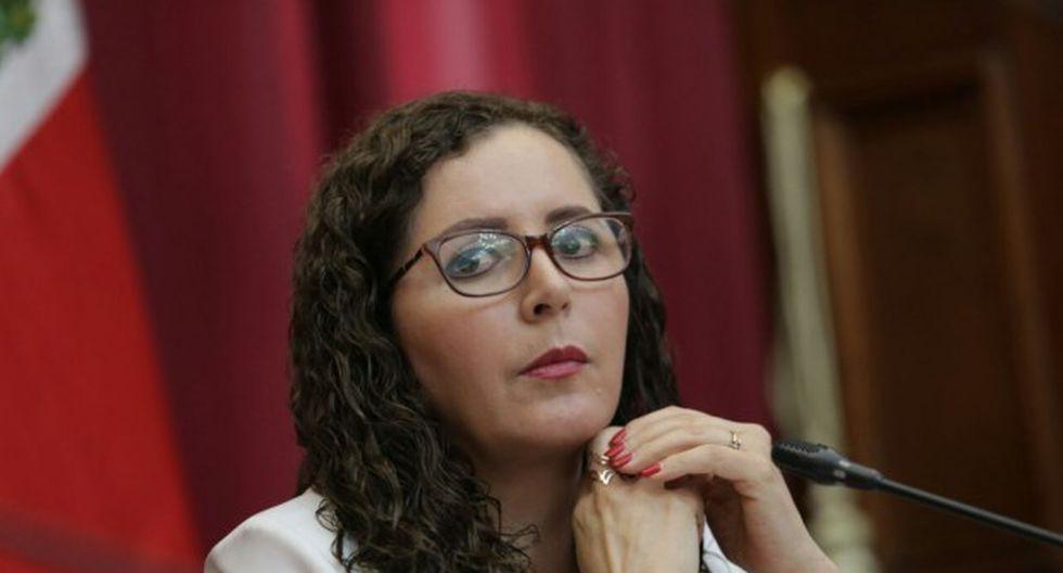 Rosa Bartra solicitó licencia sin goce de haber a la Comisión Permanente trasn resolución del JEE. (Foto: Archivo)