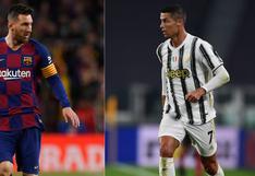Barcelona y Juventus presumen tener al mejor de todos los tiempos con desafiantes mensajes