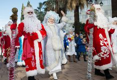 La más curiosas costumbres navideñas alrededor del mundo   FOTOS