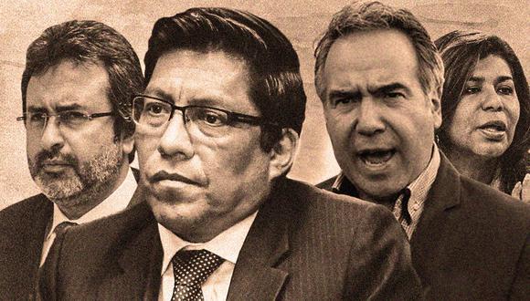 Vicente Zeballos fue designado representante permanente del Perú ante la OEA (Composición: El Comercio)