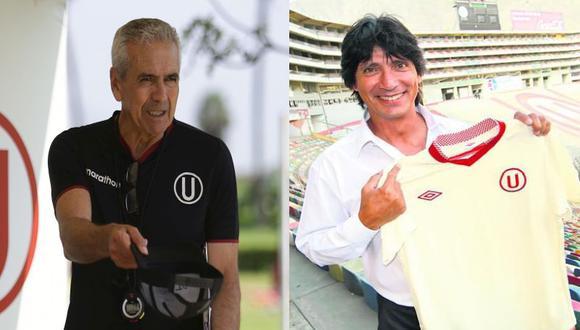 Gregorio Pérez se refirió al regreso de Ángel Comizzo a Universitario de Deportes. (Fotos: GEC)
