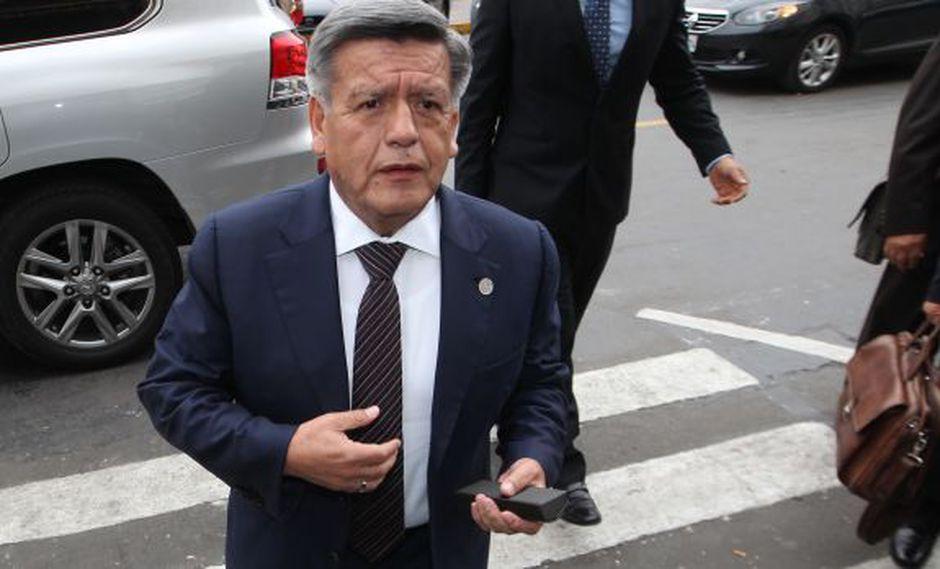 César Acuña: suspenden audiencia del Caso 'Plata como cancha'