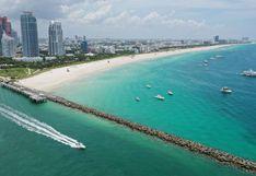 Ante repunte del coronavirus, así lucen las playas de Miami-Dade este 4 de julio | FOTOS
