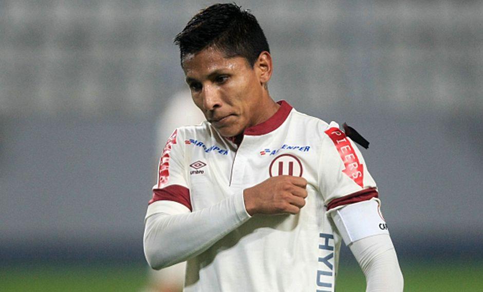 Colo Colo de Chile quiere contratar a Raúl Ruidíaz
