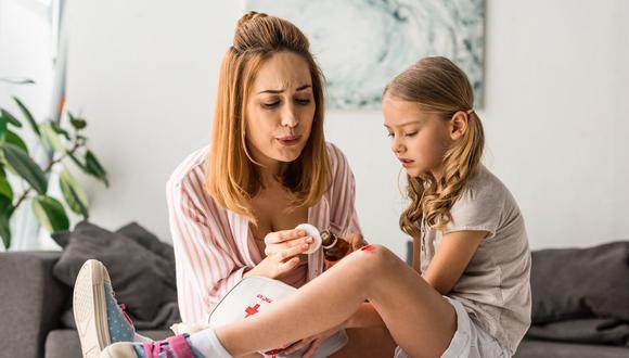 Los niños y adolescentes con más tiempo libre pueden estar expuestos a ser víctimas de accidentes en casa. (Foto: Shutterstock)