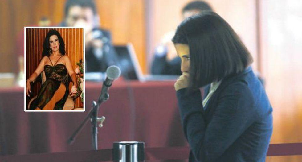 Vida privada de Myriam Fefer se aborda en nuevo juicio a Eva