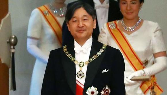 El príncipe heredero Naruhito ascendió al Trono del Crisantemo como el nuevo emperador. Foto: AFP