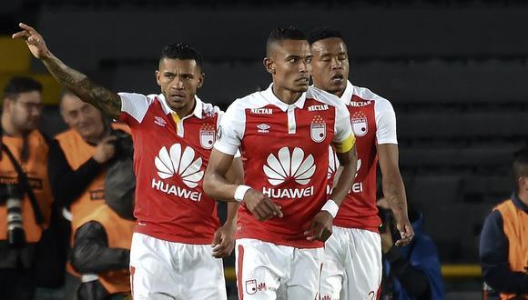Santa Fe vs. Santiago Wanderers EN VIVO por FOX Sports: colombianos golean 3-0