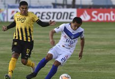 San José perdió 1-0 ante Guaraní en su estreno en la Copa Libertadores 2020   VIDEO