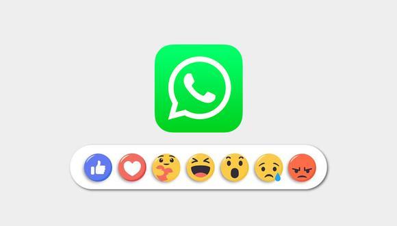 Conoce el paquete de emoticones que estarán disponibles para reaccionar a los mensajes de WhatsApp (Foto: Mag)