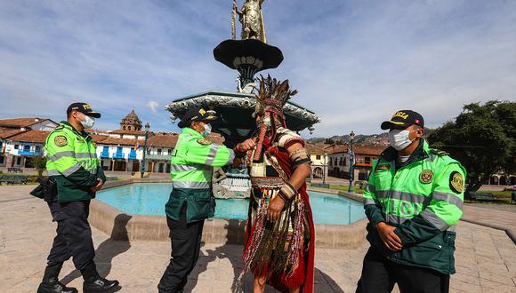 La festividad del Inti Raymi contará con protocolos sanitarios frente al COVID-19. Foto: Archivo GEC
