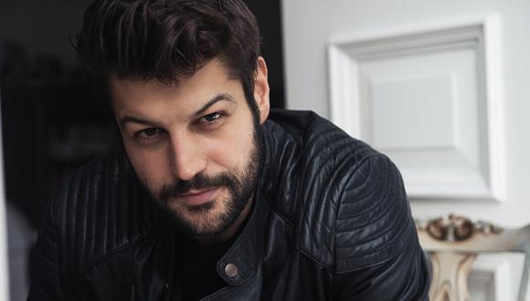 """Serhat Teoman ha trabajado en cine y televisión. En """"Mi hija"""" es el villano principal (Foto: Serhat Teoman/ Instagram)"""