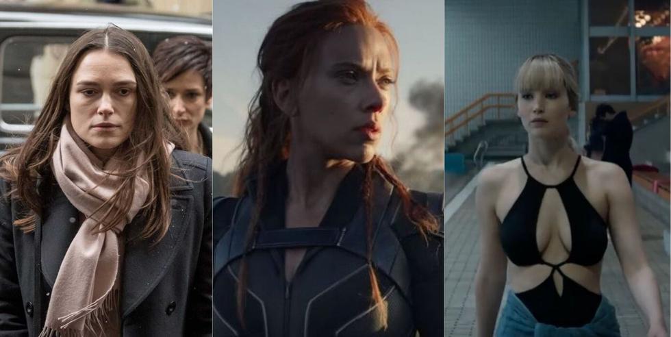 """La película """"Black Widow"""" se estrena este viernes 9 de julio a través de Disney+. Hasta entonces, puedes disfrutar de estas 8 películas sobre mujeres espía. (Foto: Difusión/Marvel Studios)"""