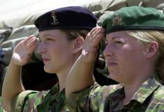 Reporte del Parlamento británico advierte que el Ejército no protege a mujeres de abusos