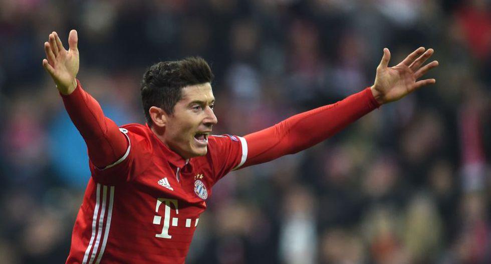 Champions League: Lewandowski está a cuatro goles de Leo Messi