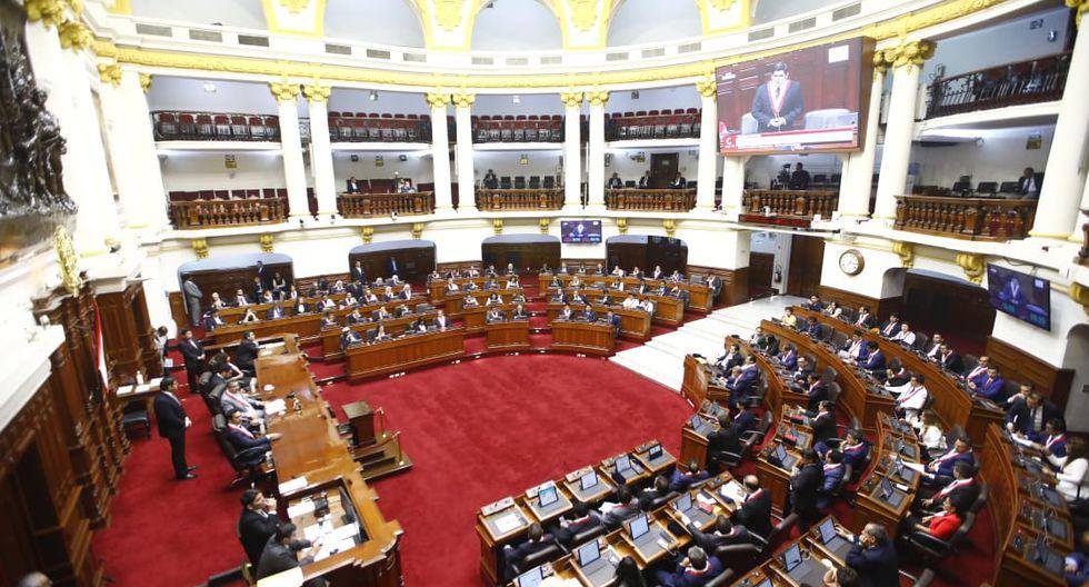 El pleno del Parlamento ha sido convocado para este jueves. Hasta el momento, solo hay dos puntos en su agenda: la elección de la Comisión Permanente y la delegación a este grupo de facultades para legislar. (Fotos: Congreso)