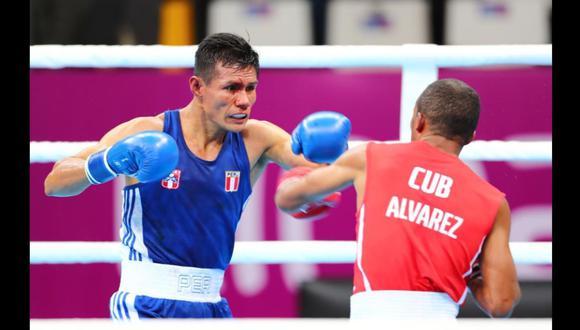 Tokio 2021: Boxeador peruano Leodán Pezo clasificó a los Juegos Olímpicos.