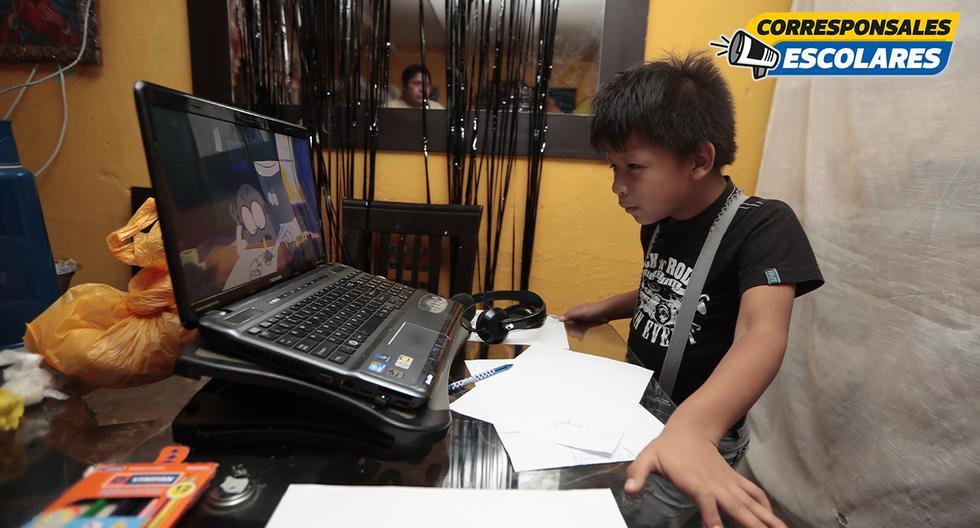 La educación a distancia no es fácil, por eso unas recomendaciones para llevarlo mejor.  Foto: Hugo Pérez