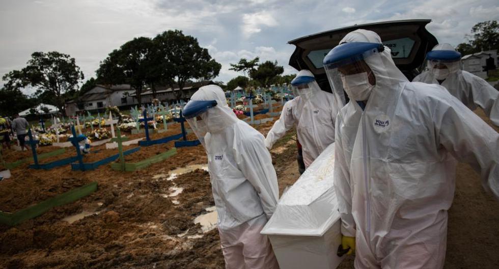 Coronavirus en Brasil   Últimas noticias   Último minuto: reporte de infectados y muertos hoy, sábado 30 de enero del 2021   Covid-19   EFE/Raphael Alves