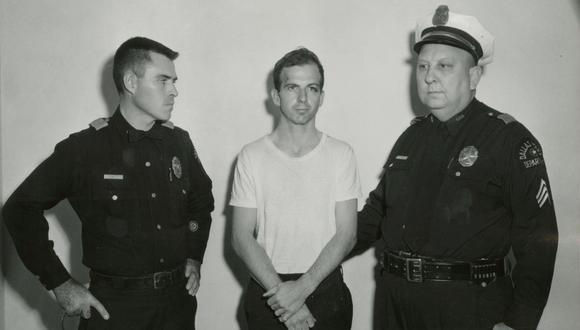Lee Harvey Oswald. (Reuters).