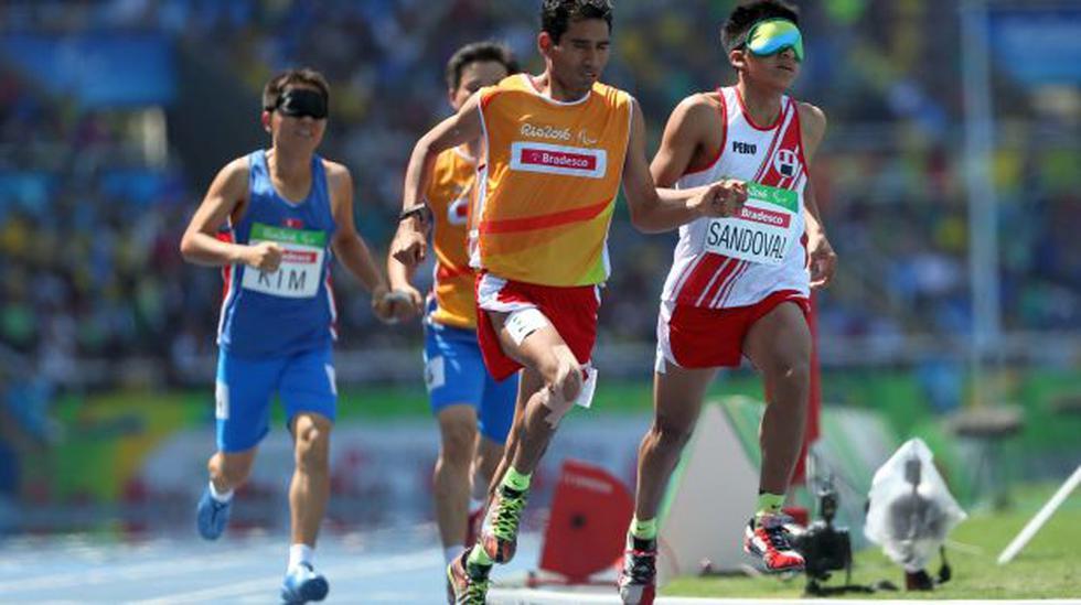 Juegos Paralímpícos: peruano Luis Sandoval mejoró marca en Río - 1