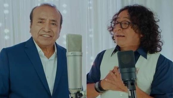 """Antología y Agua Marina superan el millón de reproducciones en YouTube gracias a """"Falso amor"""". (Foto: Captura de YouTube)"""
