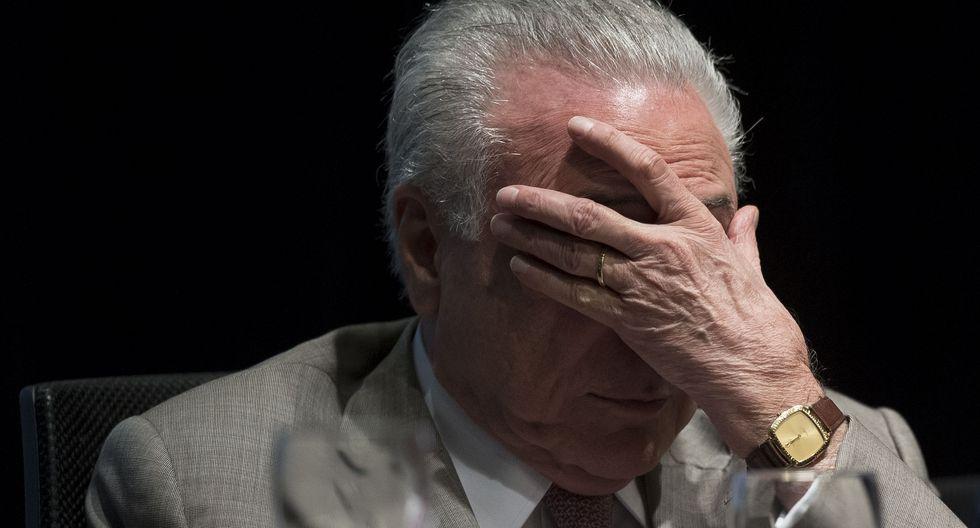 Michel Temer detenido: Lava Jato, la operación que destapó las corruptelas en Brasil, cumple cinco años. Foto: Archivo de AFP