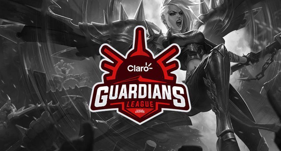 Los finalistas de Claro Guardians League (Depor)