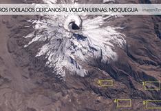 Volcán Ubinas: IGP exhorta a población mantenerse alerta ante eventual alerta roja