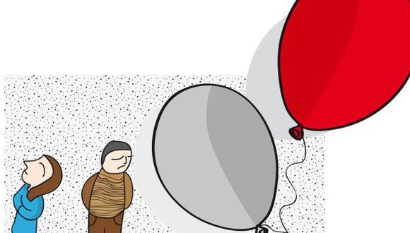 Un cuento dominical: El globo rojo