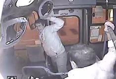 Este es el ladrón más torpe del mundo [VIDEO]