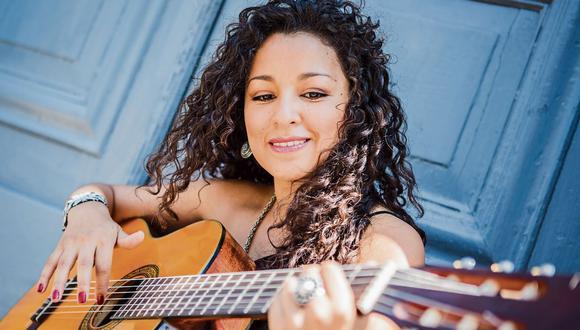 Además de su faceta musical, Araceli Poma es una de las productoras del proyecto Just Play Perú. (Foto: Just Play Perú)