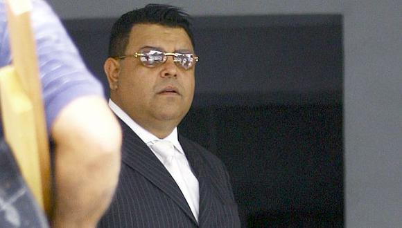 'Chibolín': fiscalía archivó denuncia contra Andrés Hurtado