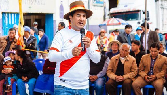 Apurímac: dictan 18 meses de prisión preventiva para ex alcalde de Andahuaylas