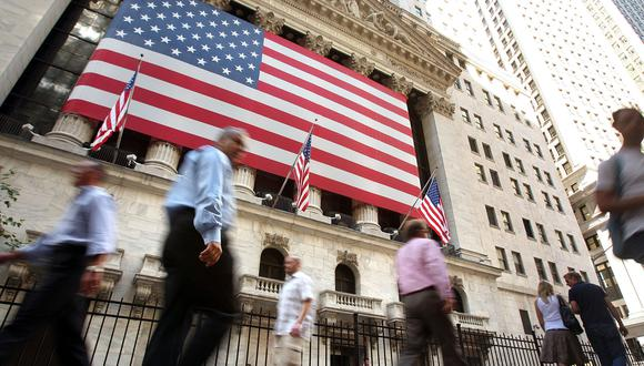 El Dow Jones subió un 0,24% o 65,19 puntos, hasta 27.247,64 entero. (Foto: AFP)