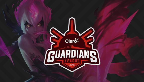 El Claro Guardians League es el máximo competitivo de League of Legends en Perú y acaba de iniciar su Temporada 2. (Difusión)