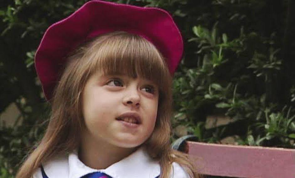 Carita de ángel es una telenovela de corte infantil producida en México por Televisa en el año 2000 y 2001, por Nicandro Díaz (Foto: Canal de las estrellas)