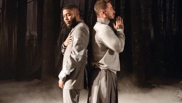 """El cantante J Balvin invitó a Khalid a su nuevo tema """"Otra noche sin ti"""". (Foto: @jbalvin)"""