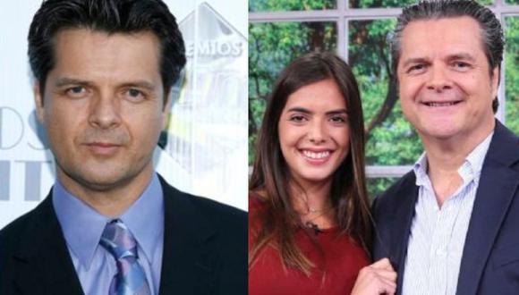 Ariel López Padilla ha tenido una vida llena de polémicas y hoy ya es otra persona y ha vuelto a tener una relación con su hija María Levy  (Foto: Televisa / Hoy)