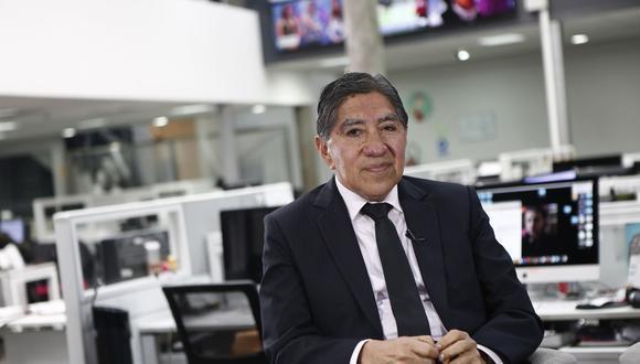 Fiscal provincial Jhon Huamancayo Zapata dispuso las primeras diligencias, entre ellas, que se reciba la declaración del agraviado, a fin de conocer detalles del hecho. (Foto: El Comercio)