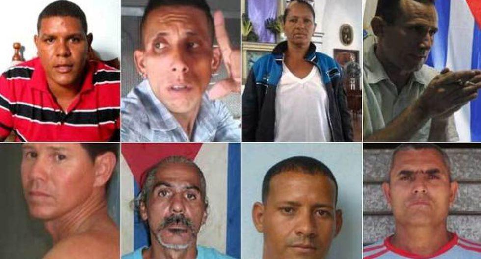 La lista de presos políticos que pidió Raúl Castro