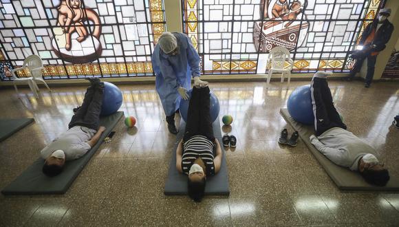 El Minsa informó que la cifra de pacientes que se recuperaron de COVID-19 aumentó este lunes. (Foto: Britanie Arroyo/GEC)